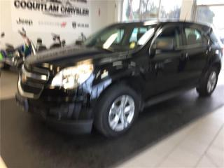 Used 2012 Chevrolet Equinox LS for sale in Coquitlam, BC