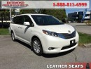 Used 2017 Toyota Sienna XLE 7 Passenger for sale in Richmond, BC