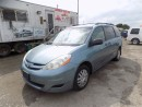 Used 2008 Toyota Sienna CE 8 PASSENGER for sale in Mississauga, ON