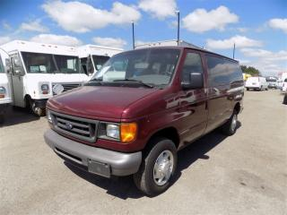 Used 2003 Ford E350 XLT for sale in Mississauga, ON