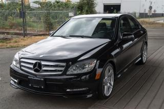 Used 2011 Mercedes-Benz C-Class C350 4MATIC for sale in Langley, BC