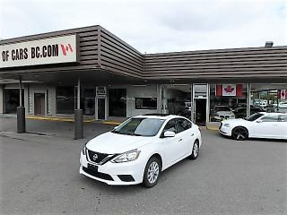 Used 2017 Nissan Sentra Sunroof, Loaded for sale in Langley, BC