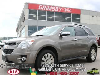 Used 2011 Chevrolet Equinox 2LT...ALL THIS SPACE ONLY $49 A WEEK!!! for sale in Grimsby, ON