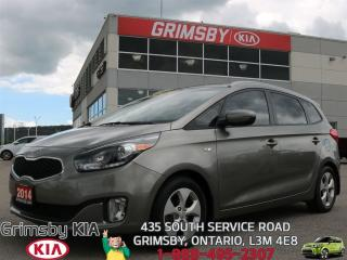 Used 2014 Kia Rondo LX 5-Seater...FUN 5 SEATER!!! for sale in Grimsby, ON