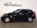 Used 2013 Cadillac SRX - BLACK ON BLACK LEATHER! HEATED SEATS! ONSTAR! for sale in Belleville, ON