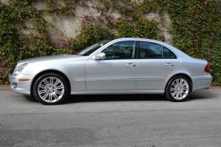 Used 2007 Mercedes-Benz E-Class E550 4MATIC Sedan for sale in Vancouver, BC