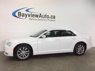 Used 2016 Chrysler 300 LTD - AWD! REM START! LEATHER! NAVI! PANOROOF! for sale in Belleville, ON