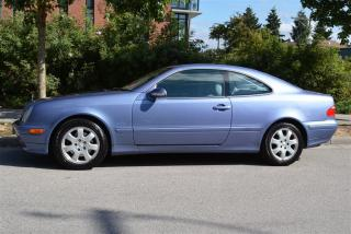 Used 2001 Mercedes-Benz CLK CLK320 Coupe for sale in Vancouver, BC