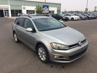 Used 2015 Volkswagen Golf 2.0 TDI Comfortline for sale in Calgary, AB