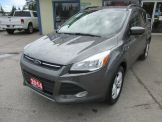 Used 2014 Ford Escape LOADED SE MODEL 5 PASSENGER 2.0L - ECO-BOOST.. HEATED SEATS.. NAVIGATION.. BACK-UP CAMERA.. BLUETOOTH SYSTEM.. for sale in Bradford, ON