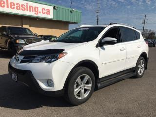 Used 2013 Toyota RAV4 XLE $160.35 BI WEEKLY! $0 DOWN! CERTIFIED!!! for sale in Bolton, ON