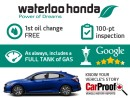Used 2012 Honda Civic EX 130,000 km Honda Comprehensive Warranty! for sale in Waterloo, ON
