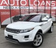 Used 2015 Land Rover Evoque Pure Plus PURE PLUS-ALL CREDIT ACCEPTED for sale in Scarborough, ON
