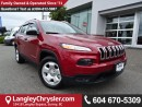 Used 2016 Jeep Cherokee Sport for sale in Surrey, BC