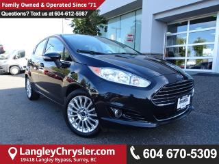 Used 2014 Ford Fiesta Titanium *ACCIDENT FREE * LOCAL BC CAR * for sale in Surrey, BC