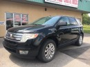 Used 2007 Ford Edge SEL Plus for sale in Bolton, ON