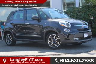 Used 2015 Fiat 500 L Trekking B.C OWNED, LOW KM'S for sale in Surrey, BC