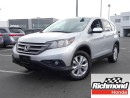Used 2014 Honda CR-V EX-L! Honda Certified Extended Warranty to 120, 00 for sale in Richmond, BC