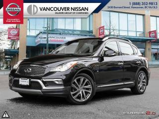 Used 2016 Infiniti QX50 Wagon for sale in Vancouver, BC