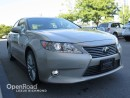 Used 2014 Lexus ES 350 TECHNOLOGY - One Owner for sale in Richmond, BC