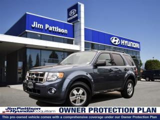 Used 2011 Ford Escape XLT 4WD - Local/NoAccident/Bluetooth/AC for sale in Port Coquitlam, BC
