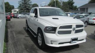 Used 2016 Dodge Ram 1500 Sport for sale in Kingston, ON