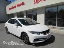 Used 2013 Honda Civic Sdn EX for sale in Burnaby, BC