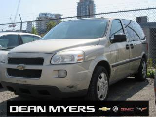 Used 2007 Chevrolet Uplander LS for sale in North York, ON