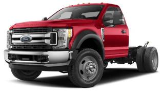 New 2017 Ford F-550 Chassis for sale in Surrey, BC