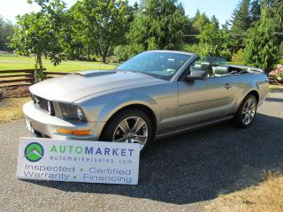 Used 2008 Ford Mustang GT, C/S Look, Auto, Warr for sale in Surrey, BC
