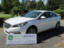 Used 2015 Hyundai Sonata Loaded GL, Low Km's, Mint, for sale in Surrey, BC