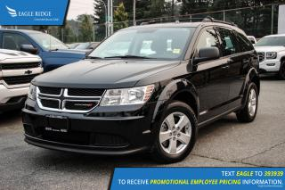 Used 2015 Dodge Journey CVP/SE Plus AM/FM Radio and Air Conditioning for sale in Port Coquitlam, BC