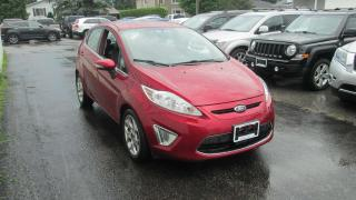 Used 2013 Ford Fiesta Titanium for sale in Richmond, ON