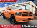 Used 2017 Dodge Ram 1500 Sport ACCIDENT FREE! for sale in Abbotsford, BC