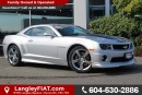 Used 2012 Chevrolet Camaro 2SS NO ACCIDENTS, B.C OWNED for sale in Surrey, BC
