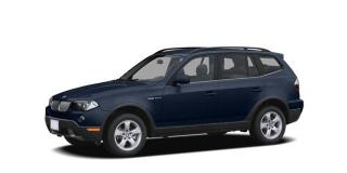Used 2008 BMW X3 3.0Si for sale in Port Coquitlam, BC