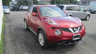 Used 2015 Nissan Juke SV for sale in Richmond, ON