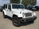 Used 2016 Jeep Wrangler Unlimited SAHARA 75TH ANNIVERSARY**TRAILER TOW GROUP** for sale in Mississauga, ON