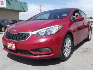 Used 2016 Kia Forte 1.8L LX $109.81 BI WEEKLY! $0 DOWN! LOW KMS!! BLUETOOTH!! FOG LIGHTS & MUCH MORE!! for sale in Bolton, ON