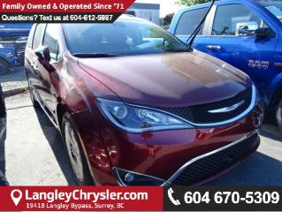 New 2017 Chrysler Pacifica Limited PLATINUM for sale in Surrey, BC