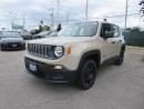 Used 2015 Jeep Renegade Sport - 4x4, Bluetooth, Touchscreen for sale in London, ON