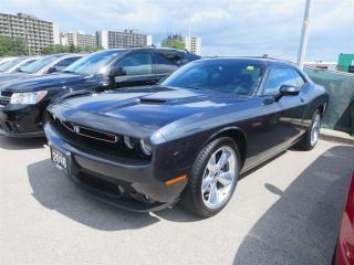 Used 2016 Dodge Challenger R/T - HEMI, GPS, Sunroof, ventilated Seats for sale in London, ON