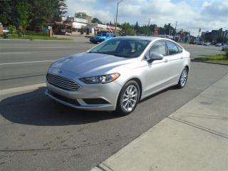Used 2017 Ford Fusion SE sold for sale in Scarborough, ON