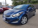 Used 2015 Hyundai Elantra GL-Bluetooth-NEW tires for sale in Mississauga, ON