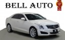 Used 2014 Cadillac ATS TURBO AWD LEATHER PANORAMIC ROOF for sale in North York, ON