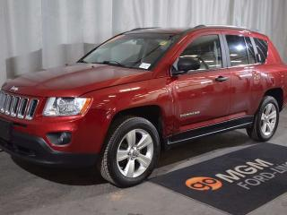 Used 2012 Jeep Compass Sport for sale in Red Deer, AB