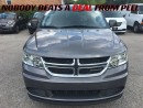 Used 2012 Dodge Journey CVP/SE Plus**LOW KMS**BACK-UP CAM** for sale in Mississauga, ON