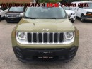Used 2015 Jeep Renegade Limited**NAV**REMOTE START**HEATED SEATS/WHEEL** for sale in Mississauga, ON