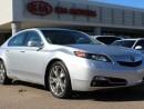 Used 2012 Acura TL ELITE AWD, HEATED / COOLED SEATS, SUNROOF, BACKUP CAM, NAVI, AUX for sale in Edmonton, AB