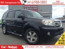 Used 2011 Honda Pilot EX-L| LEATHER| ROOF| HEATED SEATS | 8 SEATER| 4X4 for sale in Georgetown, ON